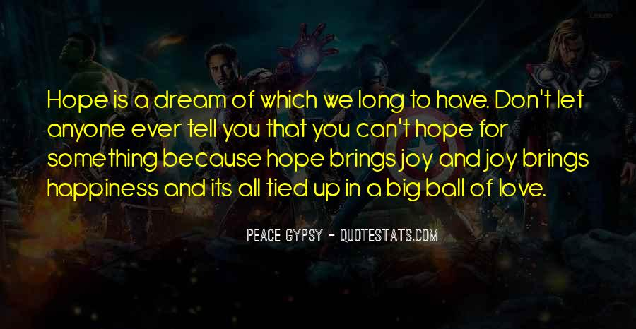 Peace Gypsy Quotes #851820