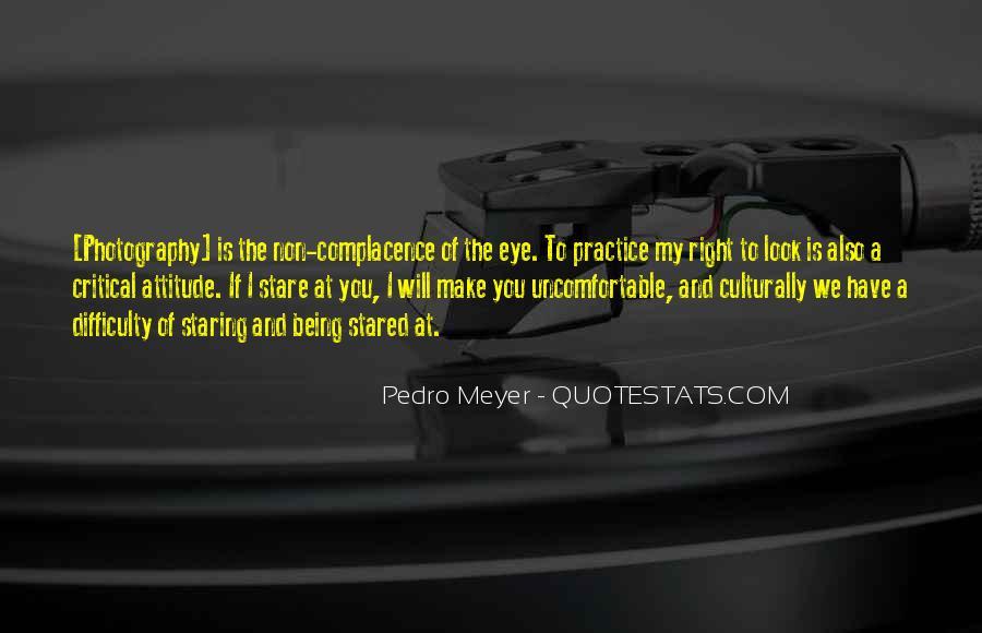 Pedro Meyer Quotes #1555451