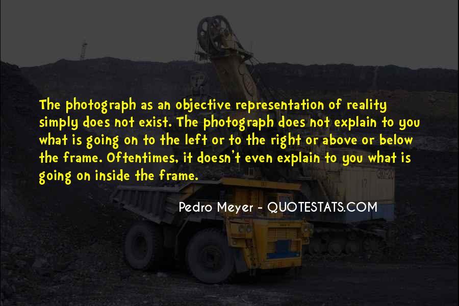 Pedro Meyer Quotes #1865527