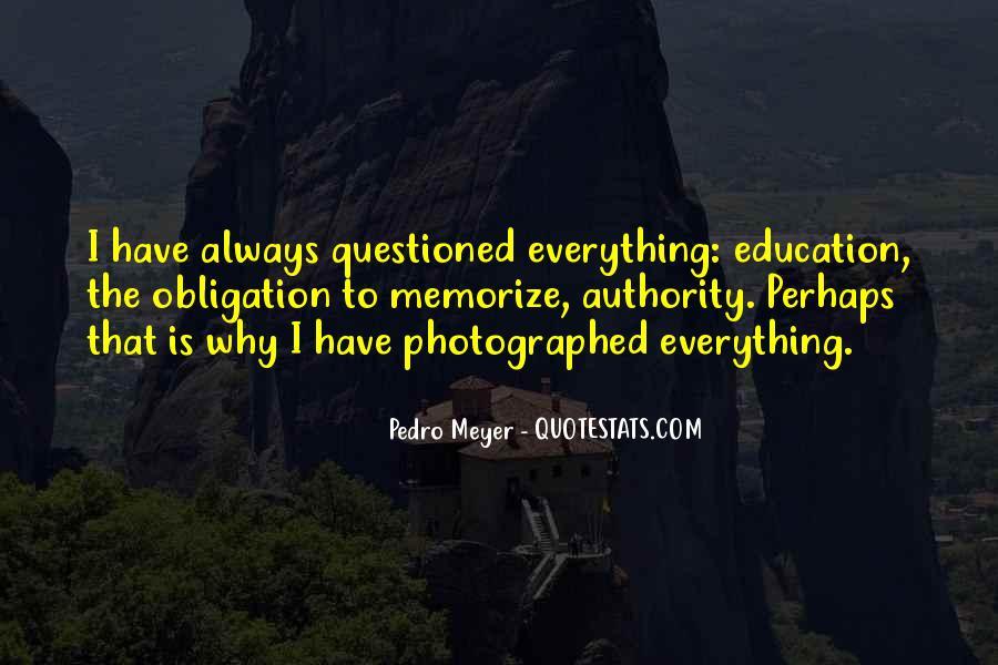 Pedro Meyer Quotes #629819