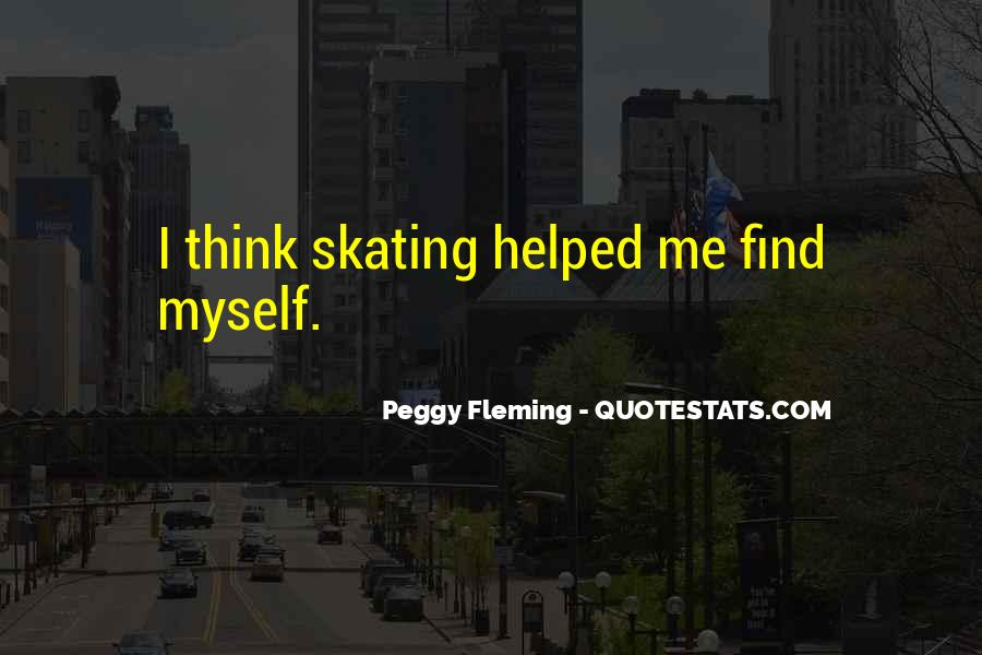 Peggy Fleming Quotes #16737
