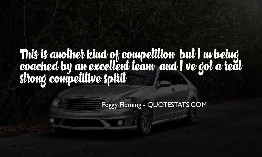 Peggy Fleming Quotes #1817140