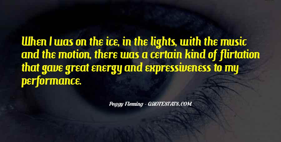 Peggy Fleming Quotes #286707