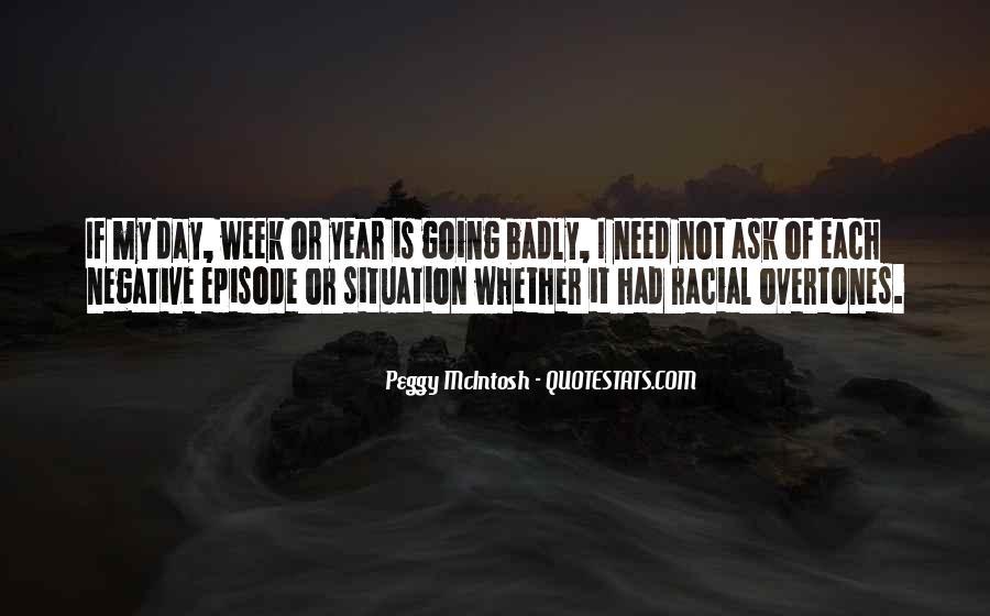 Peggy McIntosh Quotes #1421977