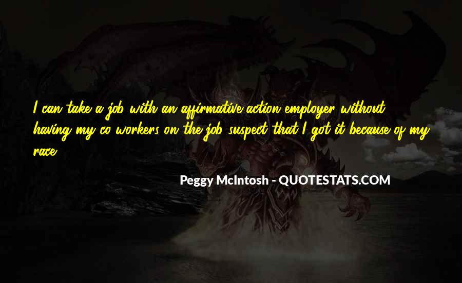 Peggy McIntosh Quotes #798628