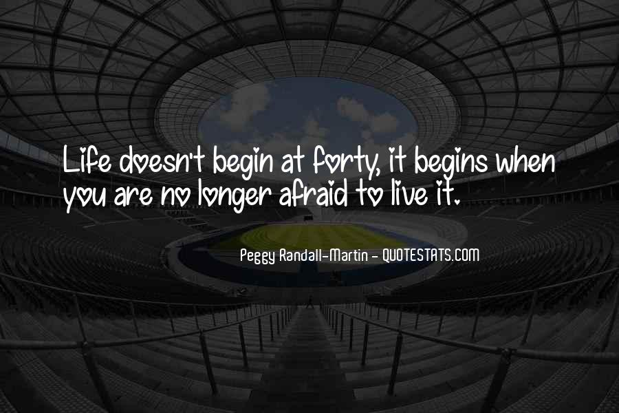 Peggy Randall-Martin Quotes #1548242