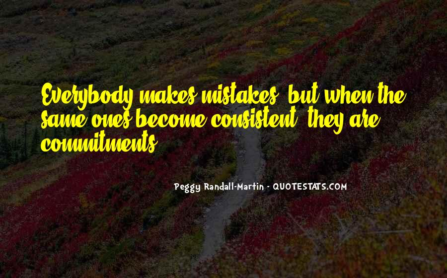 Peggy Randall-Martin Quotes #1713013
