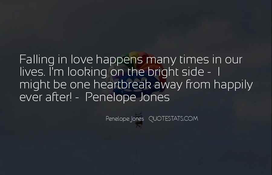 Penelope Jones Quotes #1273254