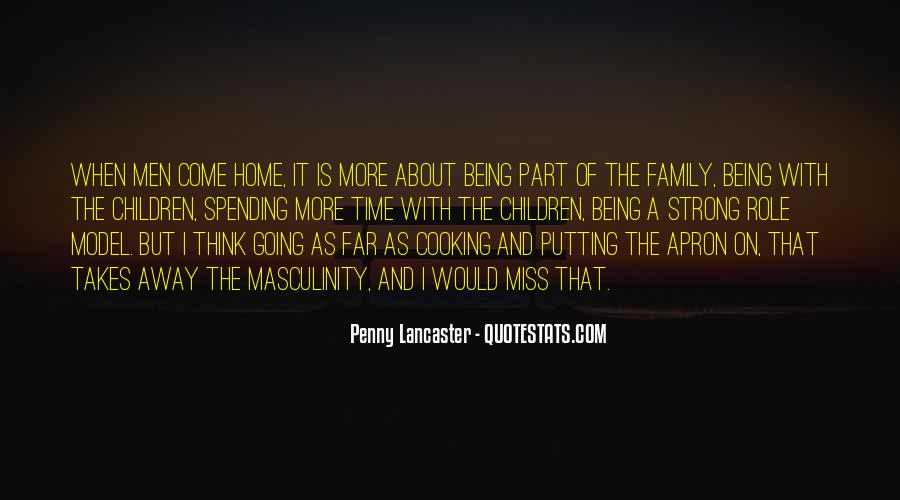 Penny Lancaster Quotes #1530124