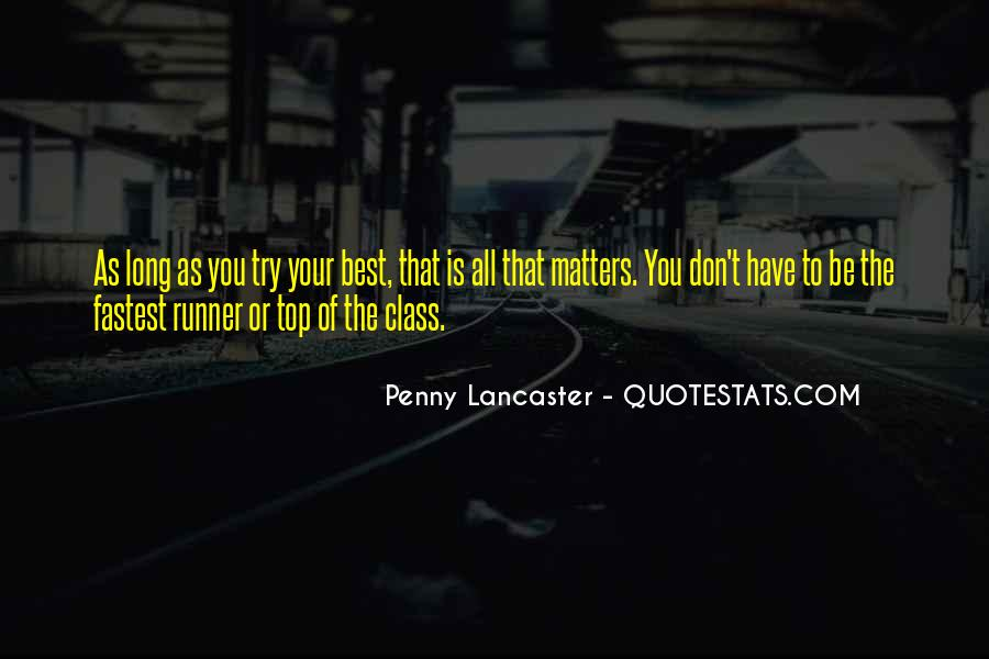 Penny Lancaster Quotes #513512