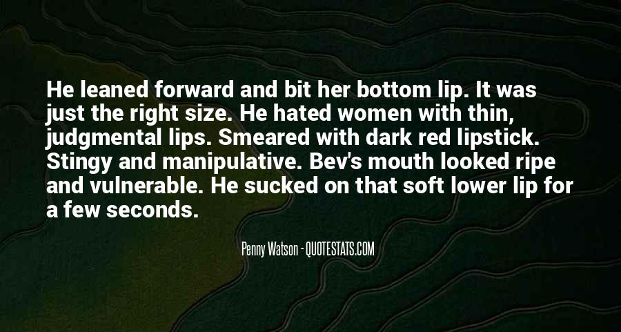 Penny Watson Quotes #452327
