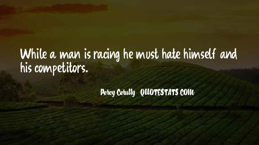 Percy Cerutty Quotes #131058