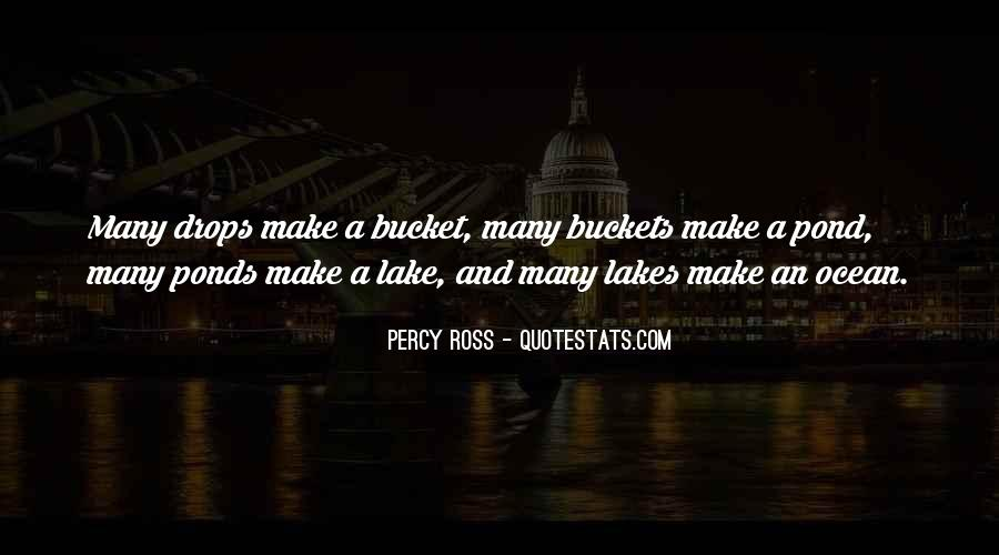 Percy Ross Quotes #637277