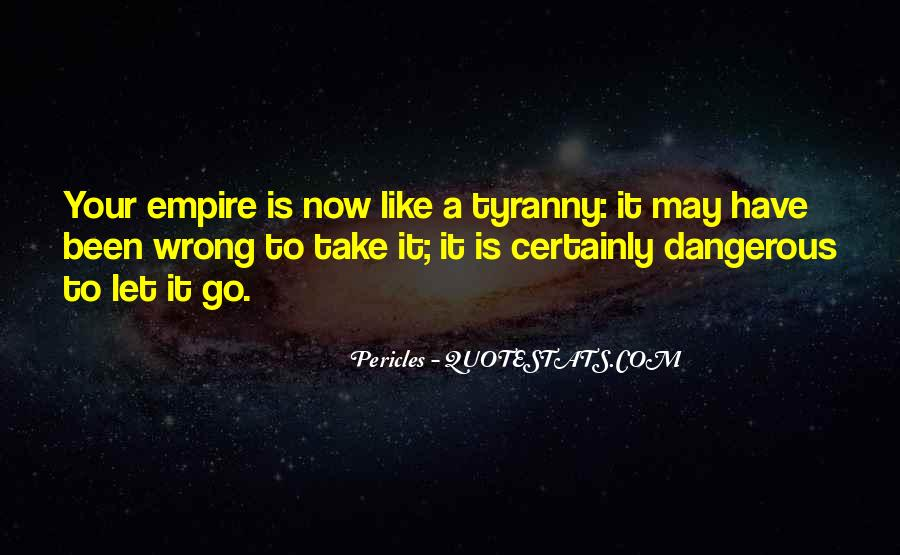 Pericles Quotes #1153073