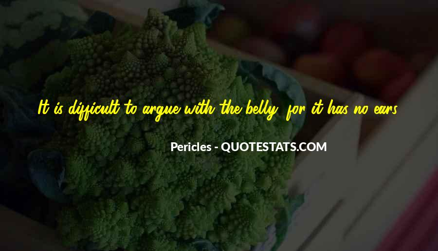 Pericles Quotes #1582361