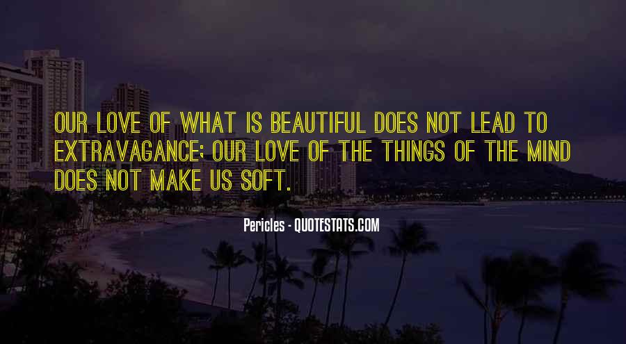 Pericles Quotes #1853539
