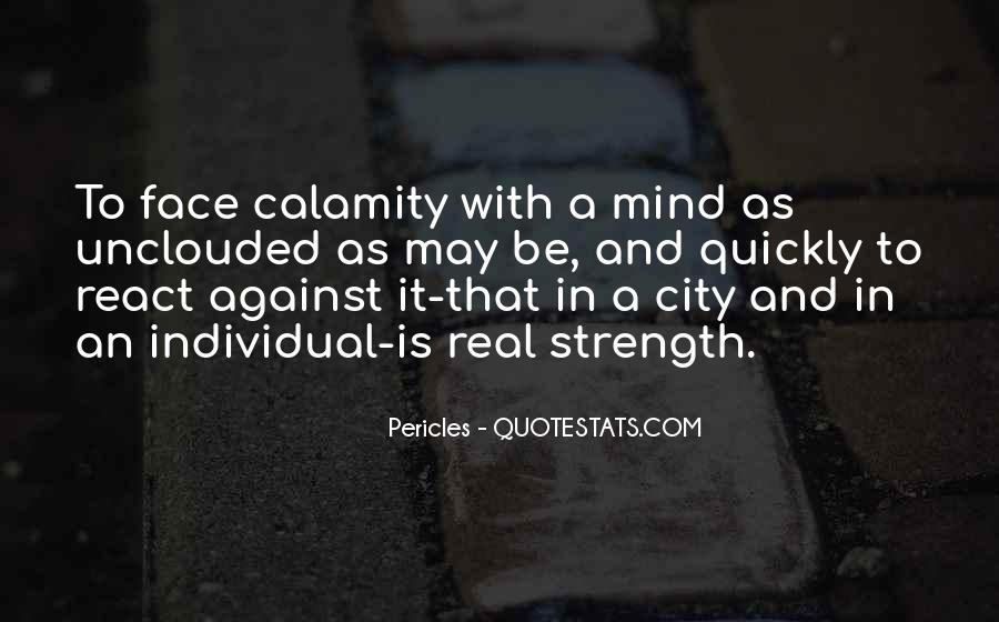 Pericles Quotes #336218