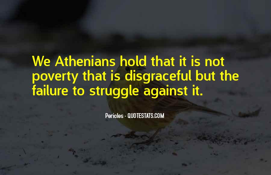 Pericles Quotes #393389