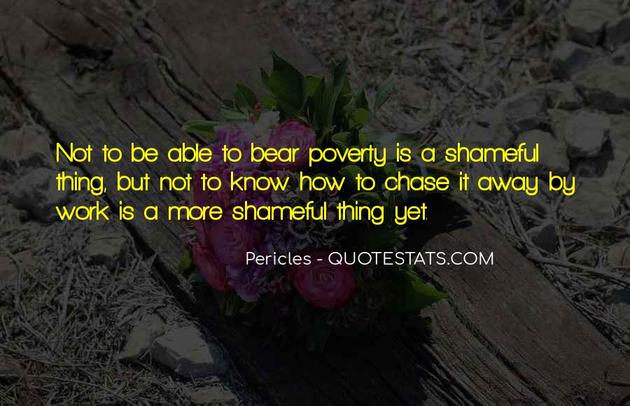 Pericles Quotes #912833