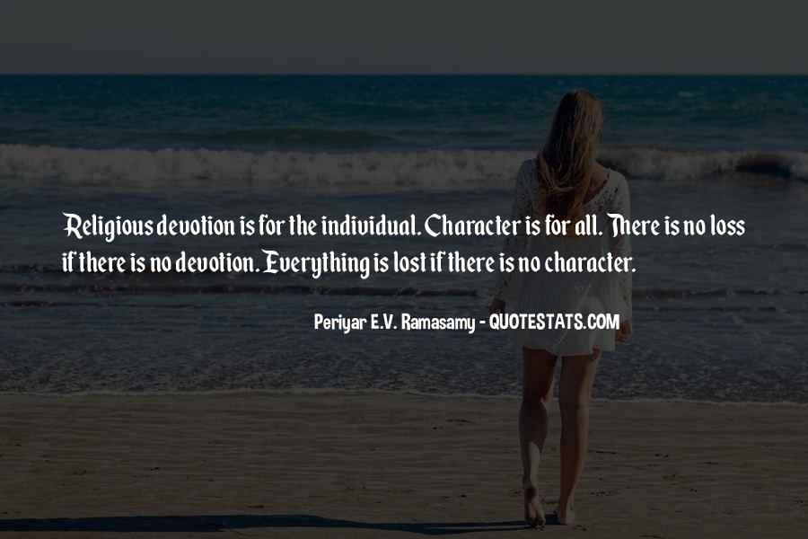 Periyar E.V. Ramasamy Quotes #116180