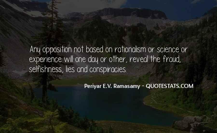 Periyar E.V. Ramasamy Quotes #1222824