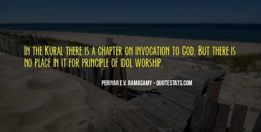 Periyar E.V. Ramasamy Quotes #1658263