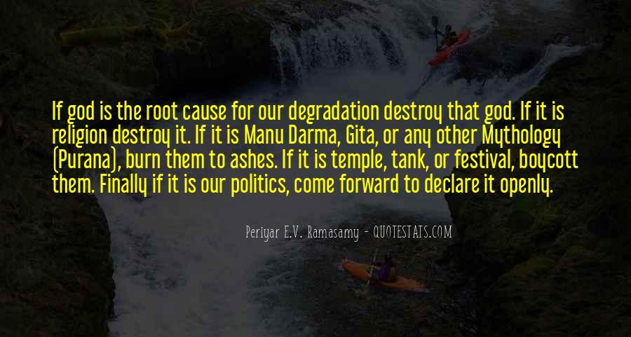 Periyar E.V. Ramasamy Quotes #1847141
