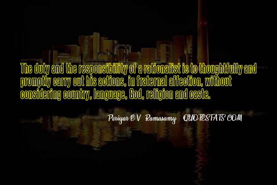 Periyar E.V. Ramasamy Quotes #1875195