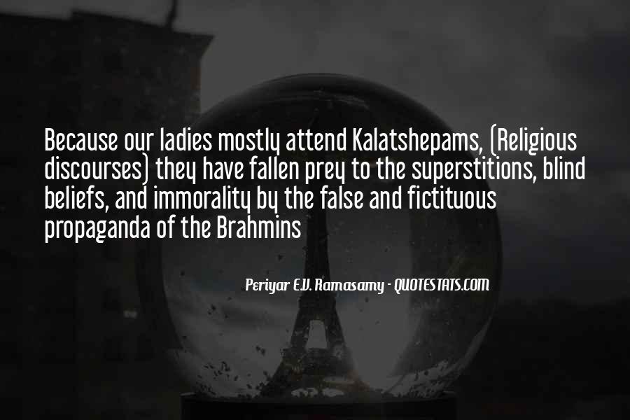 Periyar E.V. Ramasamy Quotes #719406