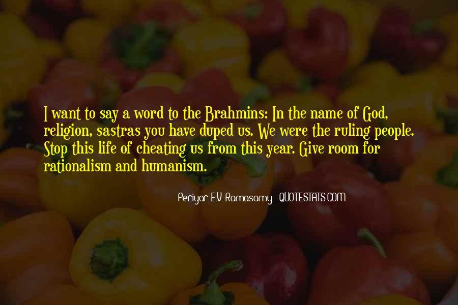Periyar E.V. Ramasamy Quotes #721675