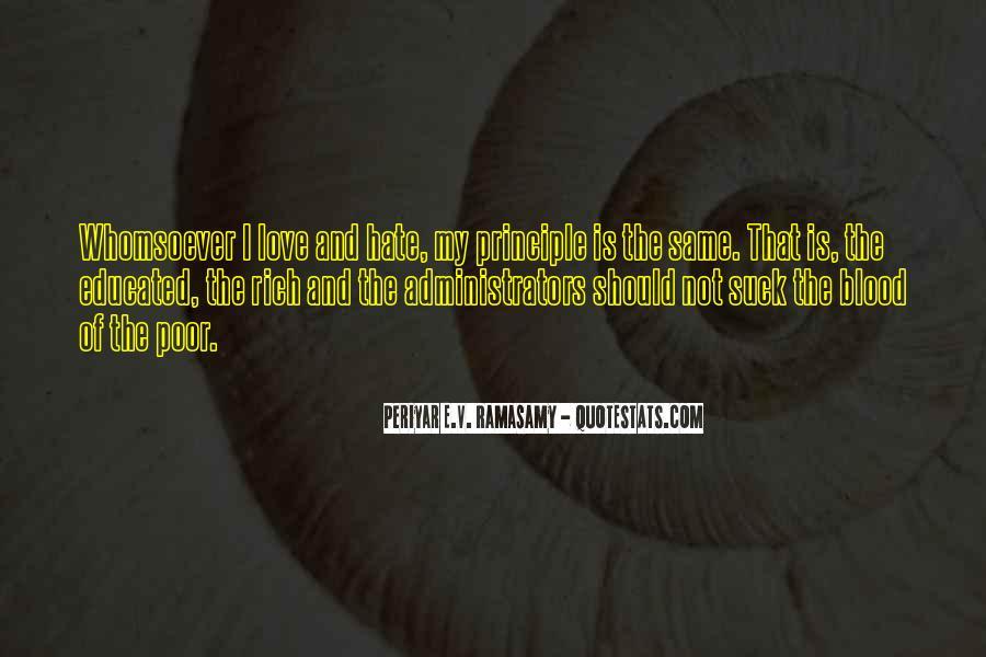 Periyar E.V. Ramasamy Quotes #827633