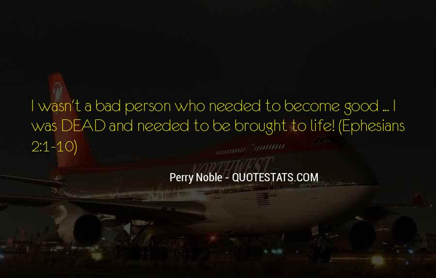 Perry Noble Quotes #1678492