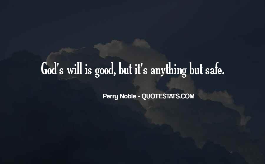 Perry Noble Quotes #197383