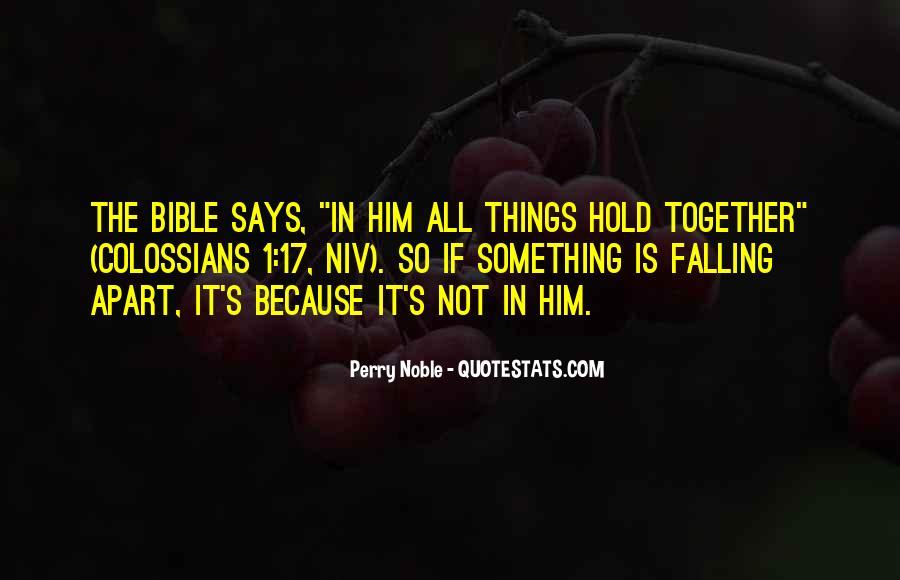 Perry Noble Quotes #8054