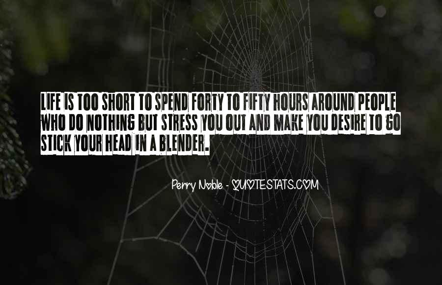 Perry Noble Quotes #975001