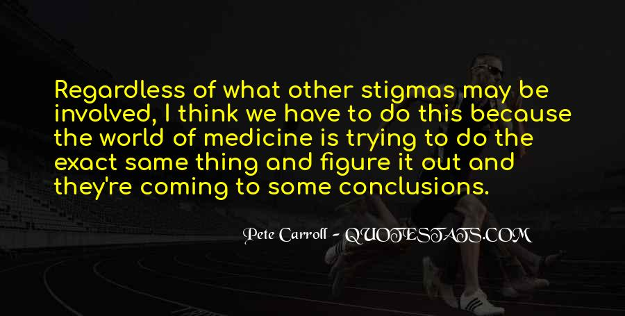 Pete Carroll Quotes #64492