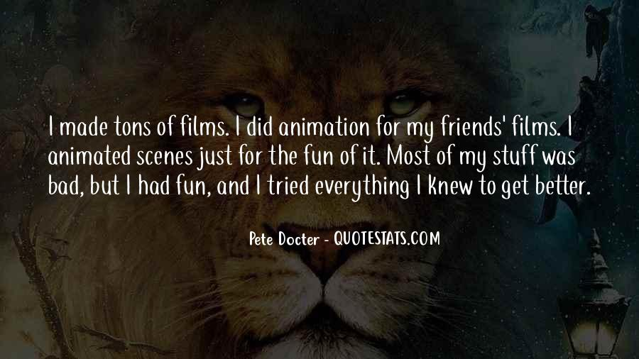 Pete Docter Quotes #1150899