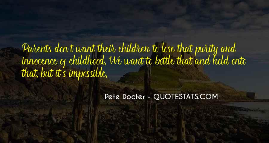 Pete Docter Quotes #1234998