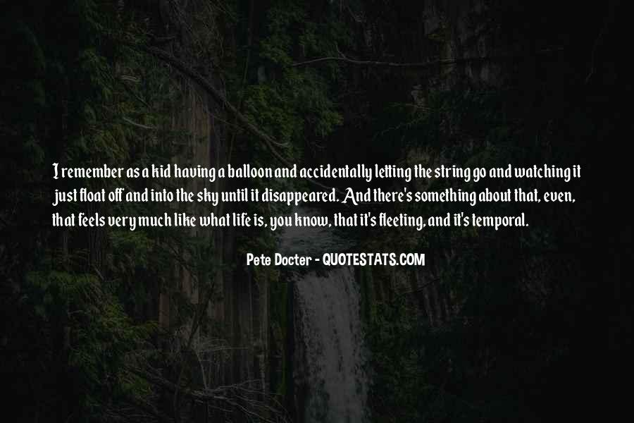 Pete Docter Quotes #1270573