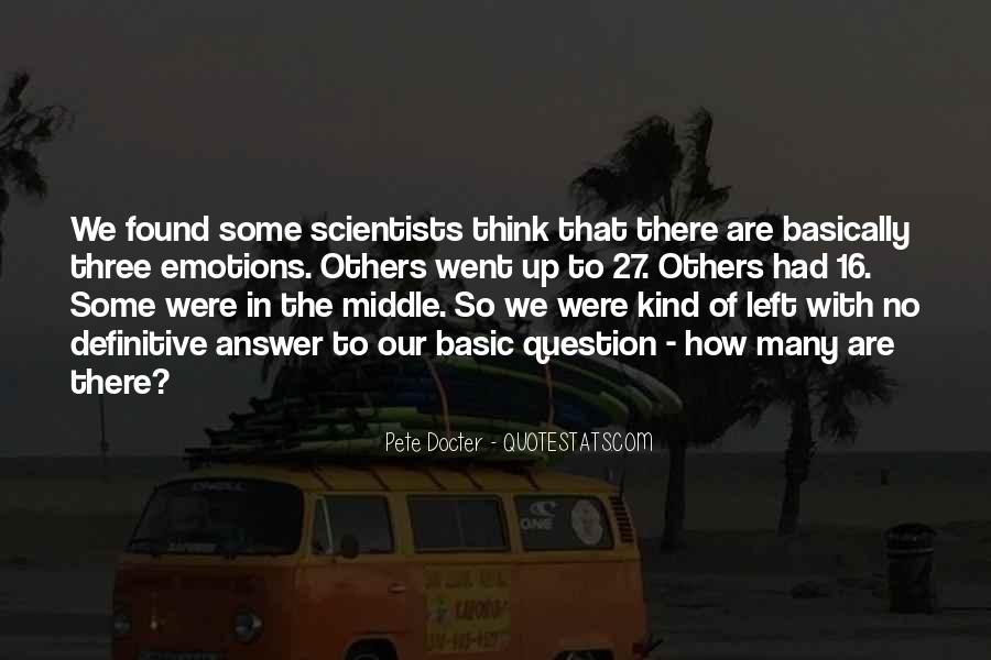 Pete Docter Quotes #1357993