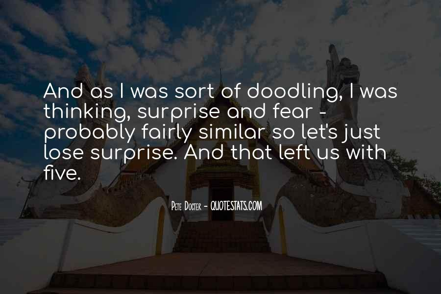 Pete Docter Quotes #1424305