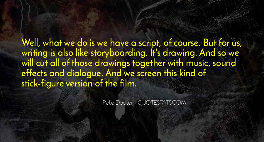 Pete Docter Quotes #1456486