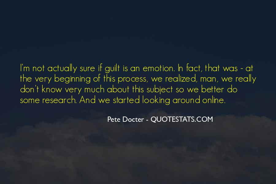 Pete Docter Quotes #1472636