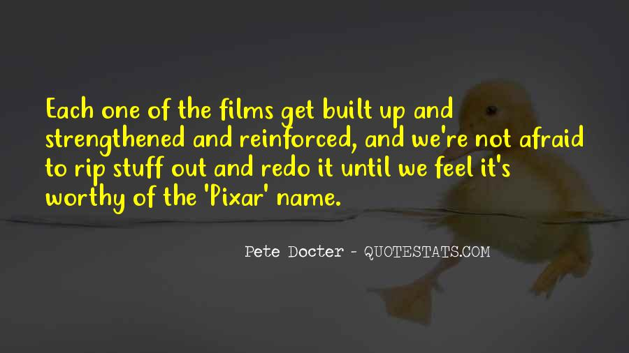 Pete Docter Quotes #1615502