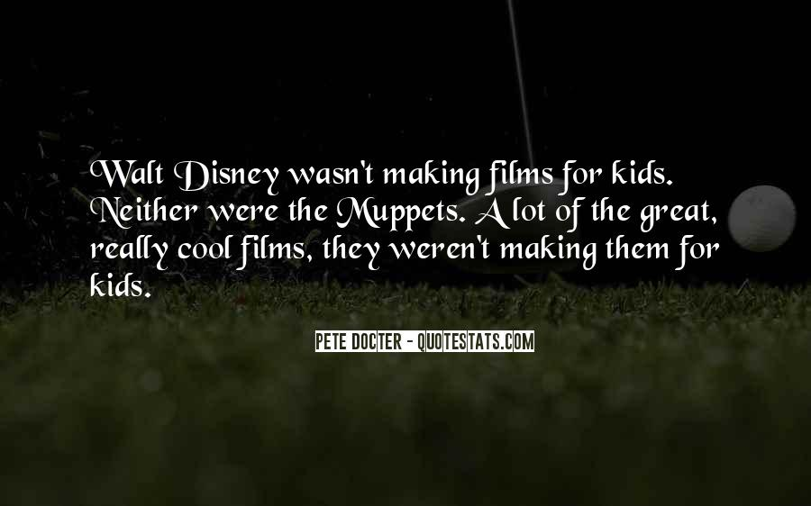 Pete Docter Quotes #1622329