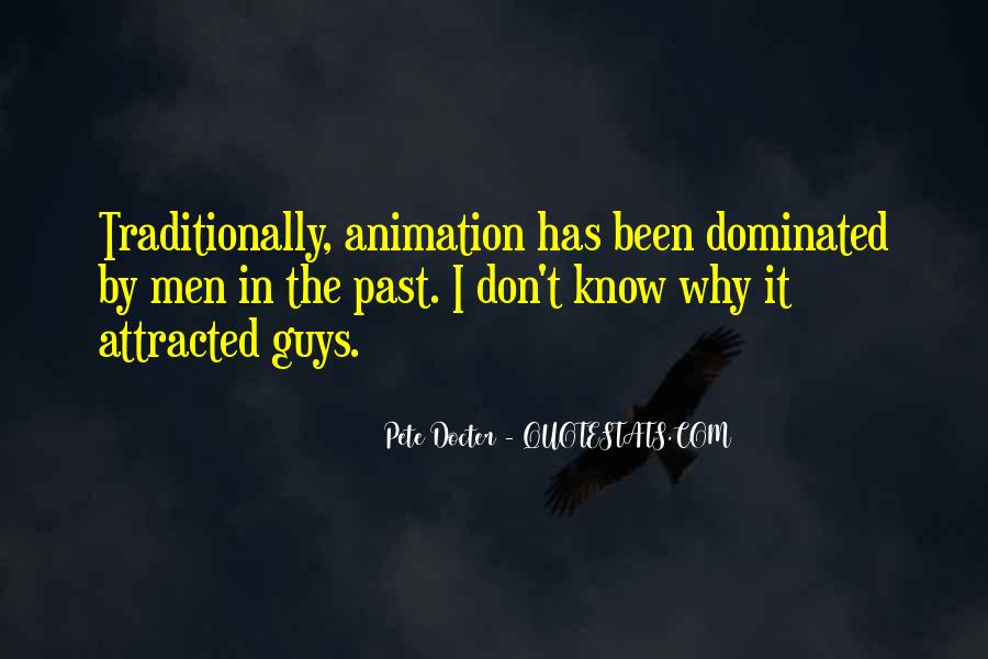 Pete Docter Quotes #224312