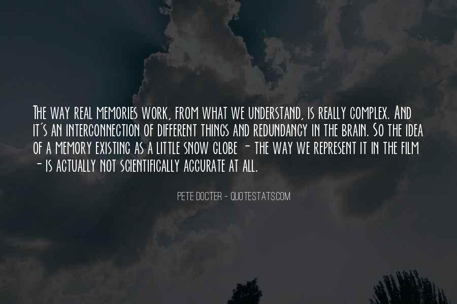 Pete Docter Quotes #228149