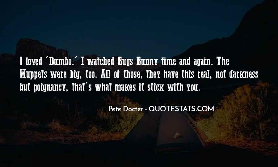 Pete Docter Quotes #425137