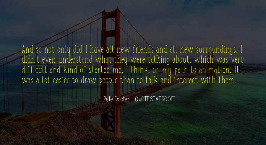 Pete Docter Quotes #448514