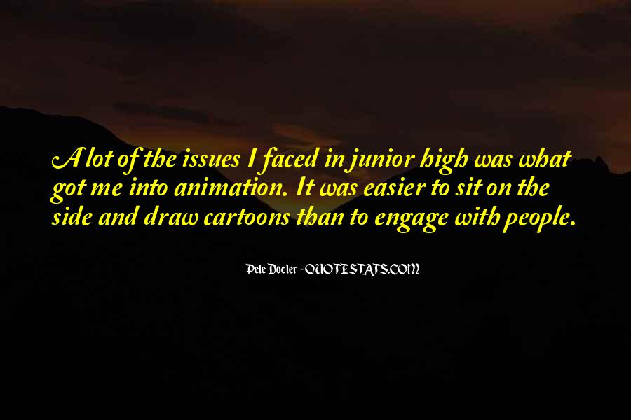 Pete Docter Quotes #509578
